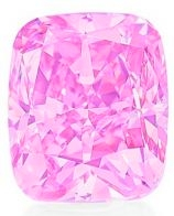 diamant rose intense pink