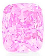 diamant rose fancy pink
